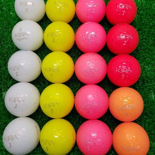 キャスコ(Kasco)のKIRA  KLNOT   20球 ロストボール(その他)