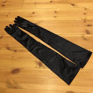 ザラ(ZARA)の新品未使用 ZARA ロンググローブ(手袋)