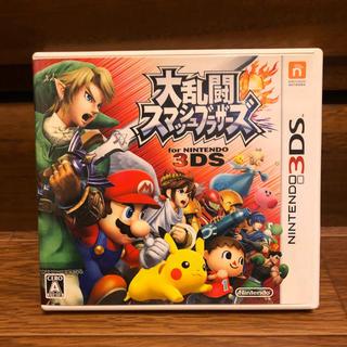 ニンテンドー3DS(ニンテンドー3DS)の大乱闘スマッシュブラザーズ3as(携帯用ゲームソフト)