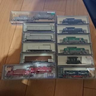 MICROACE KATO 貨物系12点セット(鉄道模型)