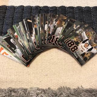 ヨミウリジャイアンツ(読売ジャイアンツ)のジャイアンツ 選手名鑑カード 全種(スポーツ選手)