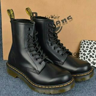 ドクターマーチン(Dr.Martens)のDr.Martens ドクターマーチン ブーツ  UK5 ブラック 8ホール(ブーツ)