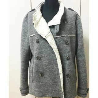 ザラ(ZARA)のzara knitwear ザラ ボアコート 164cm 中古(その他)
