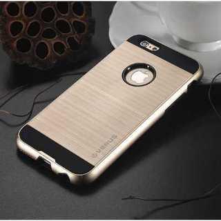 【送料無料】 iPhone6/6s用 メタル系 (ピンクゴールド)(iPhoneケース)
