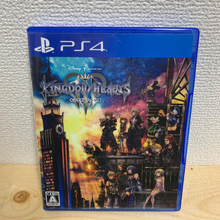 PlayStation4 - キングダムハーツ3 PS4