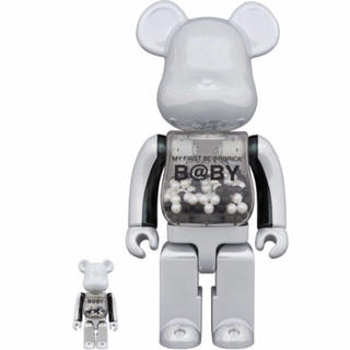 MEDICOM TOY - 新品 MY FIRST BE@RBRICK innersect Ver. 千秋