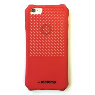 スマホケース ソフト パンチング 放熱 iPhone6/6s レッド(iPhoneケース)