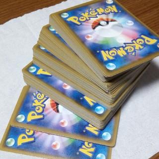 ポケモン(ポケモン)のポケモンカード まとめ売り 厚み約4.5cm(シングルカード)