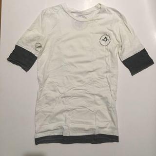 バックボーン(BACKBONE)のBackbone the basis レイヤード Tシャツ(Tシャツ/カットソー(半袖/袖なし))