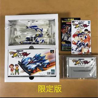 任天堂 - ❣️限定版 シャイニング スコーピオン ミニ四駆 スーパーファミコン用ソフト
