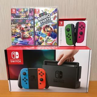 Nintendo Switch - 任天堂スイッチセット