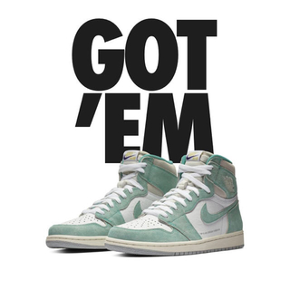NIKE - AIR JORDAN 1 RETRO HIGH OG US9.5
