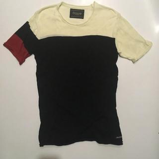 ドレストリップ(Drestrip)のdrestrip ニット Tシャツ(Tシャツ/カットソー(半袖/袖なし))