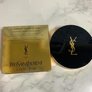 イヴサンローランボーテ(Yves Saint Laurent Beaute)のYSL アンクル ド ポーコンパクト B20(ファンデーション)