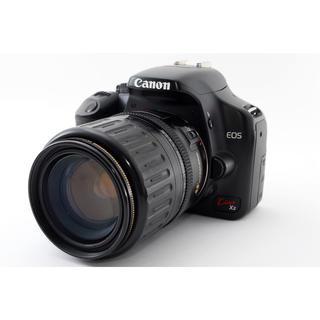 キヤノン(Canon)の★中望遠までカバーする便利レンズ★キャノン Kiss X2 35-135mm(デジタル一眼)
