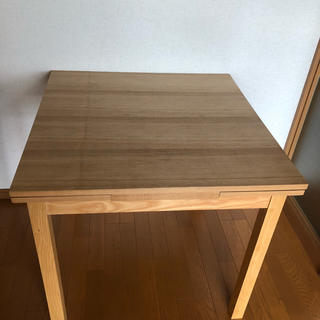 MUJI (無印良品) - 早い者勝ち❣️無印 エクステンションテーブル
