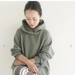 Plage - plage 2019ss 製品染めパーカー