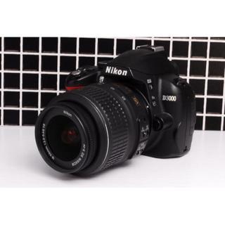 ニコン(Nikon)の【早い者勝ち!】Wi-Fi Nikon D3000 レンズキット★ (デジタル一眼)
