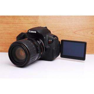 キヤノン(Canon)の☆大人気☆ Canon KissX7i レンズセット (デジタル一眼)