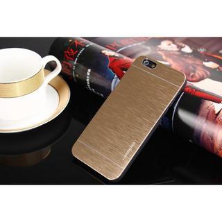 iPhone7 6 6s スマホ ハードケース メタリック おしゃれ (iPhoneケース)