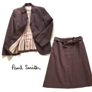 ポールスミス(Paul Smith)のポールスミス セットアップセレモニースーツフォーマルスーツスカート(スーツ)
