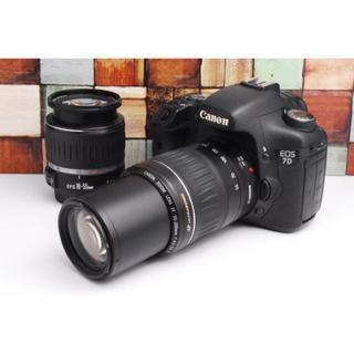 キヤノン(Canon)の❤️超人気❤️キャノン EOS 7D❤️ (デジタル一眼)