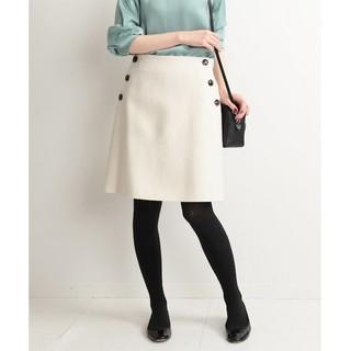 イエナ(IENA)のIENA☆ボタンミニスカート【size 36】(ミニスカート)