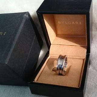 ブルガリ(BVLGARI)のブルガリ BーZERO1 WG指輪 59(リング(指輪))