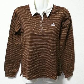 アディダス(adidas)のadidas(アディダス)のポロシャツ(ポロシャツ)