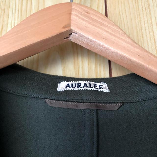 COMOLI(コモリ)のauralee  サイズ3 ジャケット メンズのジャケット/アウター(テーラードジャケット)の商品写真