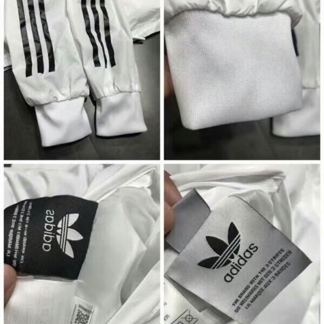 adidas(アディダス)のadidas 新品 アディダス オリジナルス 両面着れる 男女通用 パーカー  レディースのトップス(パーカー)の商品写真
