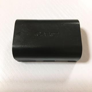 キヤノン(Canon)のCanon純正 デジカメ用バッテリーパックLP-E6 (デジタル一眼)