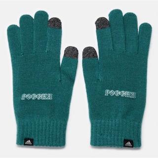 アディダス(adidas)の【 Gosha Rubchinskiy × Adidas 】Gloves 手袋(手袋)