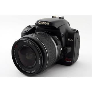 キヤノン(Canon)の★カメラ初心者おすすめ!すぐに使える★キャノン Kiss X レンズキット(デジタル一眼)