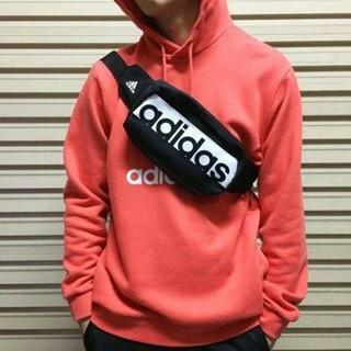 アディダス(adidas)の大人気★adidas 男女兼用 ウエストバッグ★ボディバッグ 迅速発送(ボディバッグ/ウエストポーチ)