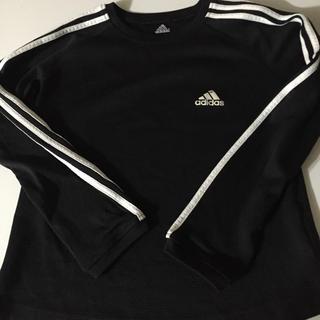 アディダス(adidas)のアディダス長袖TシャツS〜M(Tシャツ(長袖/七分))