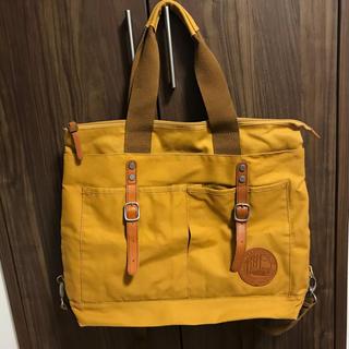 VIAMONOH 2WAY bag(リュック/バックパック)