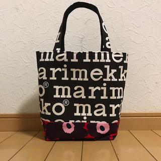 マリメッコ(marimekko)のマリメッコ 切り替えトートバッグ(トートバッグ)