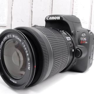 キヤノン(Canon)の★Wi-Fi機能装備 ★EOS Kiss X9 レンズセット ★ (デジタル一眼)