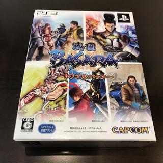 カプコン(CAPCOM)のPS3 戦国BASARA トリプルパック(家庭用ゲームソフト)