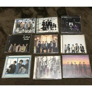 アラシ(嵐)の嵐 CDまとめ売り(アイドルグッズ)