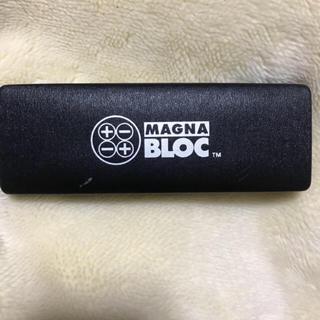 アムウェイ(Amway)のマグナブロック 磁気治療器 アムウェイ magna bloc(マッサージ機)