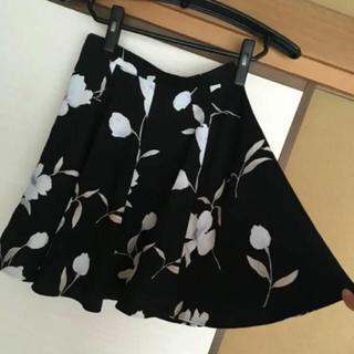 リランドチュール(Rirandture)のリランドチュール 花柄スカート サイズ1(ひざ丈スカート)