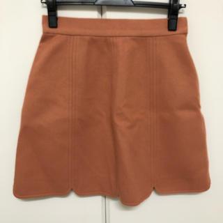 アプワイザーリッシェ(Apuweiser-riche)の美品 アプワイザーリッシェ スカート サイズ2(ひざ丈スカート)
