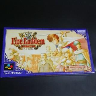 スーパーファミコン(スーパーファミコン)のファイアーエムブレム トラキア776 スーパーファミコン(家庭用ゲームソフト)