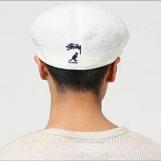 STUSSY - STUSSY ステューシー 帽子 ハンチング CAP KANGOL レア