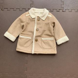 ムジルシリョウヒン(MUJI (無印良品))の無印MUJI  コート サイズ90(ジャケット/上着)