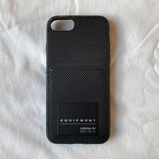 アディダス(adidas)のadidas originals equipment iphoneケース(iPhoneケース)