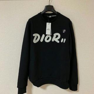 ディオール(Dior)の19ss dior kaws コラボトレーナー ディオール カウズ(スウェット)