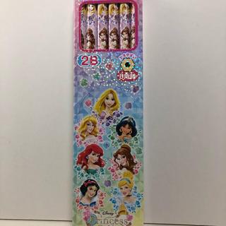サンスター(SUNSTAR)のディズニー「プリンセス」かきかた鉛筆2B 12本(鉛筆)
